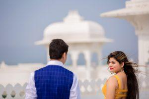 10 Best Pre-wedding shoot places Udaipur | Prakash Creation
