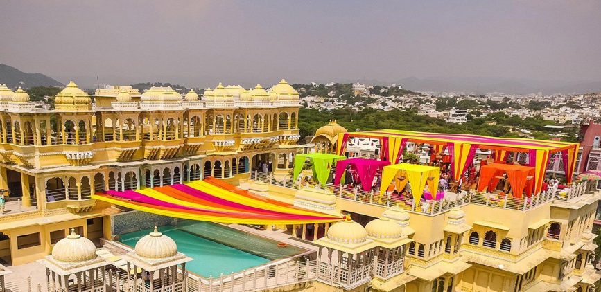 Cost of 10 Best Venues For Destination Wedding In Udaipur ...